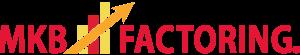 mkb factoring logo uitgaande facturen direct betaald voor en door ondernemers